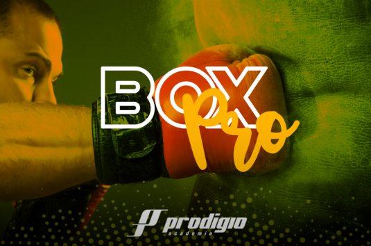 Conheça o Boxe PRO