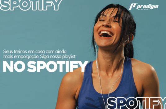 Novidades Prodígio: estamos no Spotify e lançamos série no Youtube
