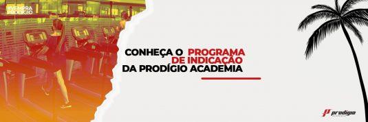 Conheça o Programa de Indicação da Prodígio Academia.