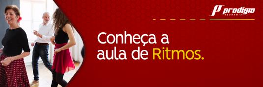 Você conhece a aula de Ritmos?